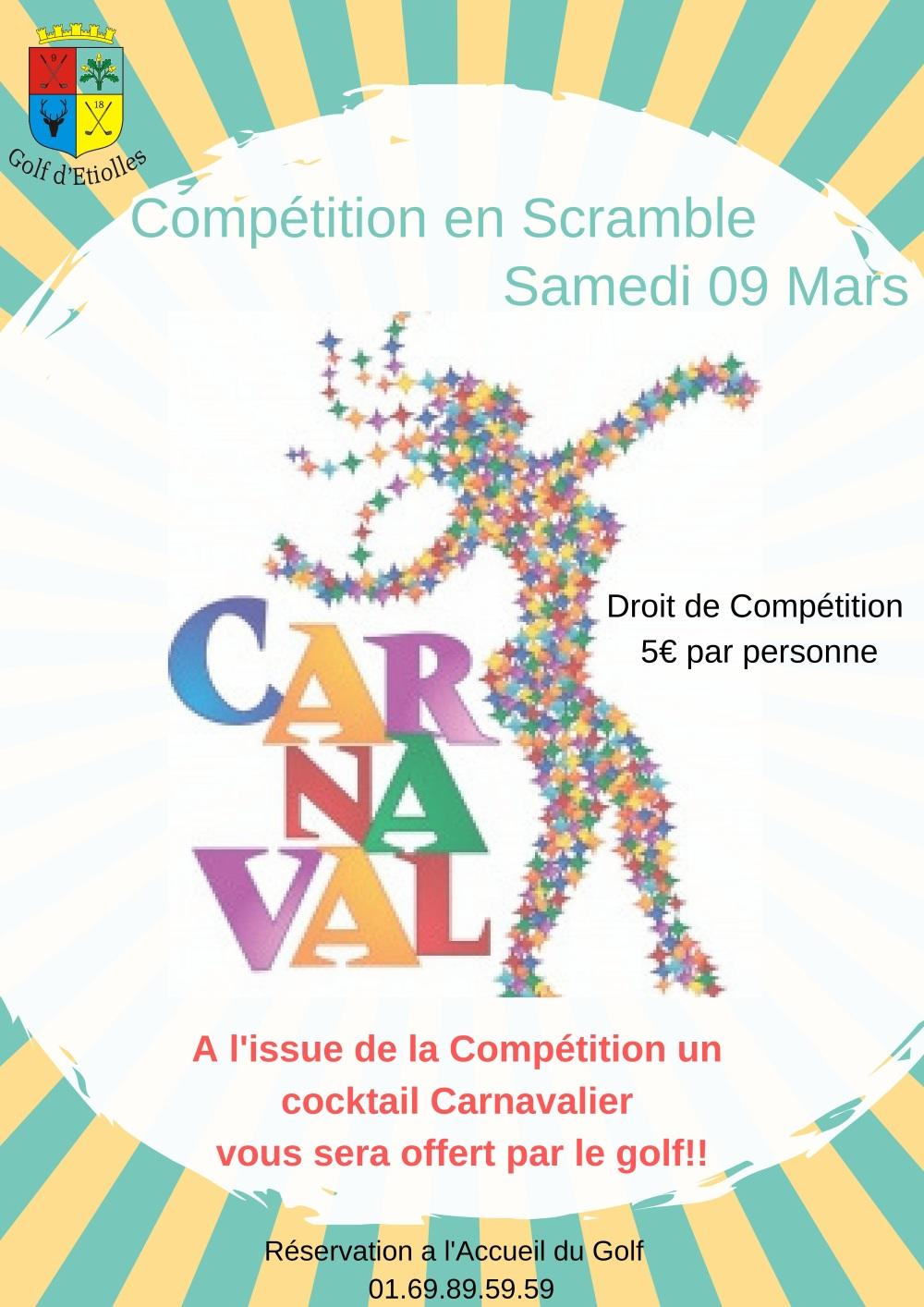 coupe du Carnaval
