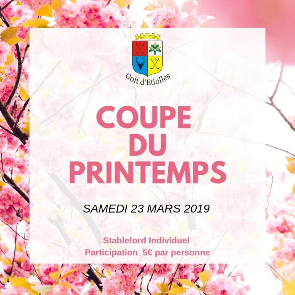 Coupe du printemps